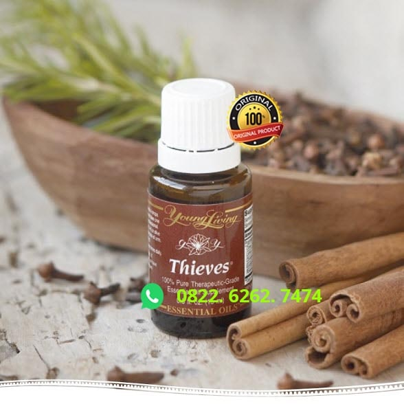 Jual Thieves Essetial Young Living