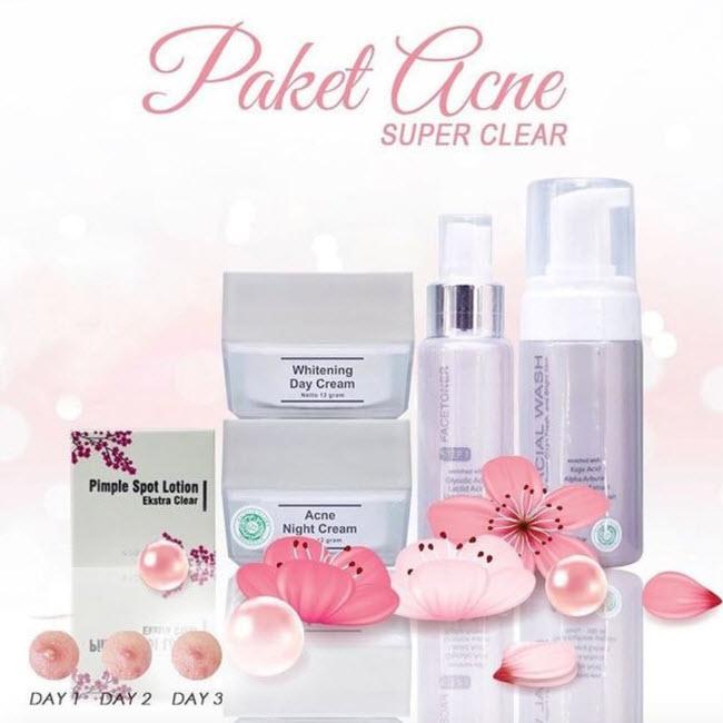 paket ms glow acne