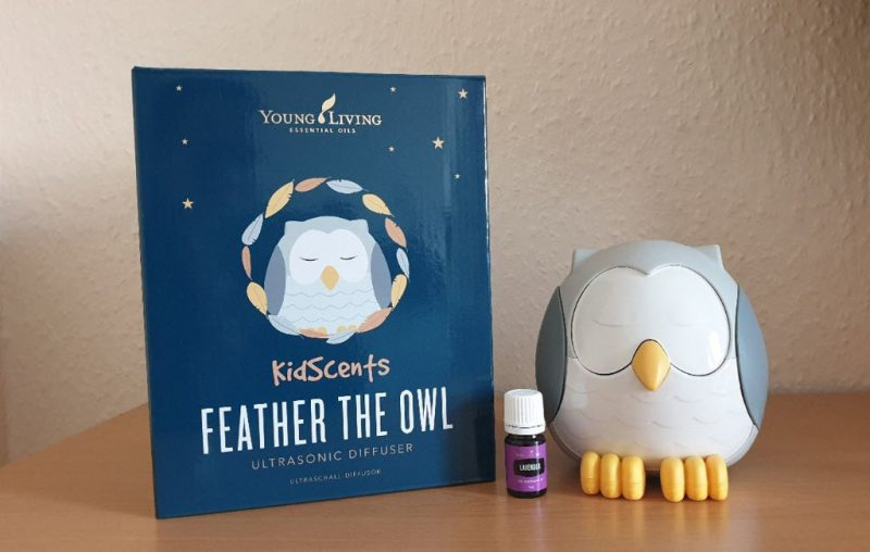 Jual Feather The Owl Diffuser Young Living Indonesia √