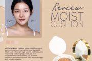 Jual Moist Cushion Ms Glow, Bedak Padat, Fungsi dan Kegunaan √