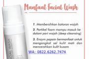 Facial Wash Ms Glow / Sabun Muka Ms Glow, Manfaat & Kandungan √