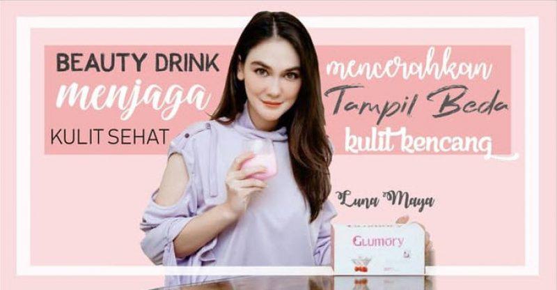 Glumory Beauty Drink Original Surabaya , 0822.6262.7474 √