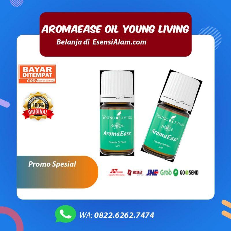 Aromaease Young Living Berguna Bagi Kesehatan