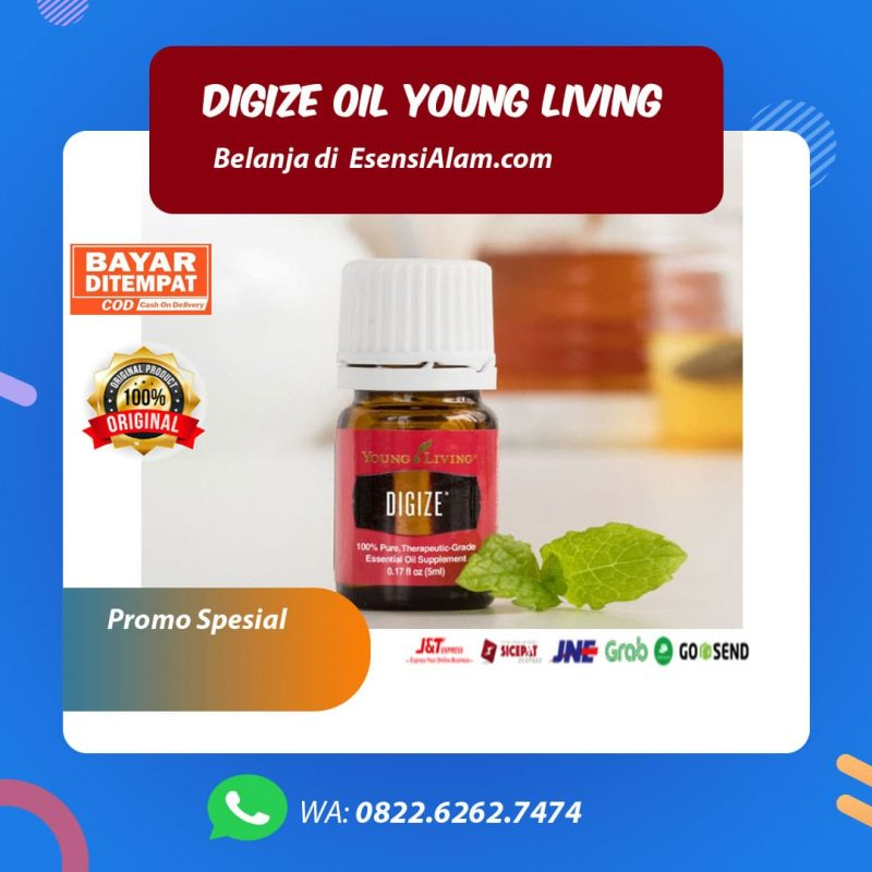 Digize Young Living Essential Oil √ Manfaat √ Harga √