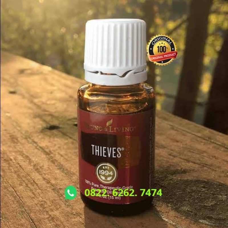 Jual Thieves Essential Oil Young Living | Harga, Manfaat √