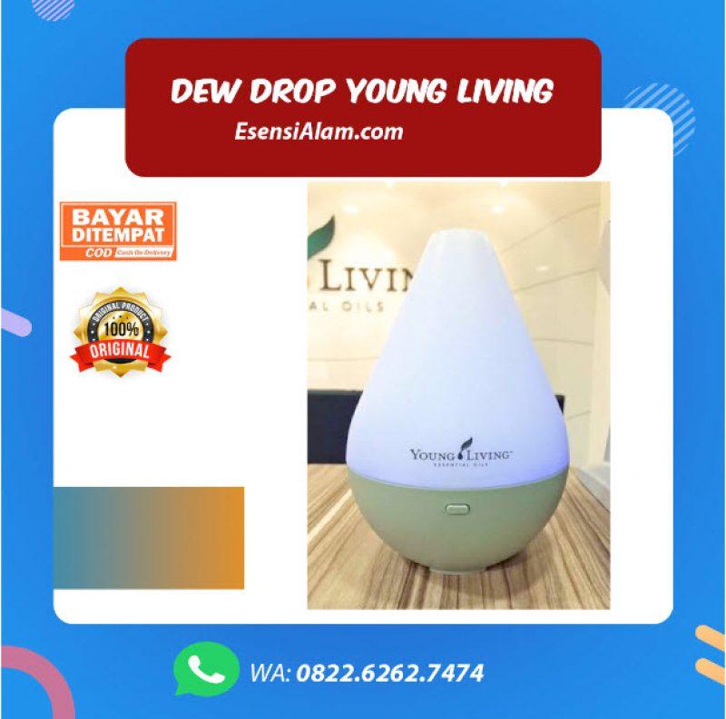 Dew Drop Diffuser Young Living, Fungsi dan Spesifikasi