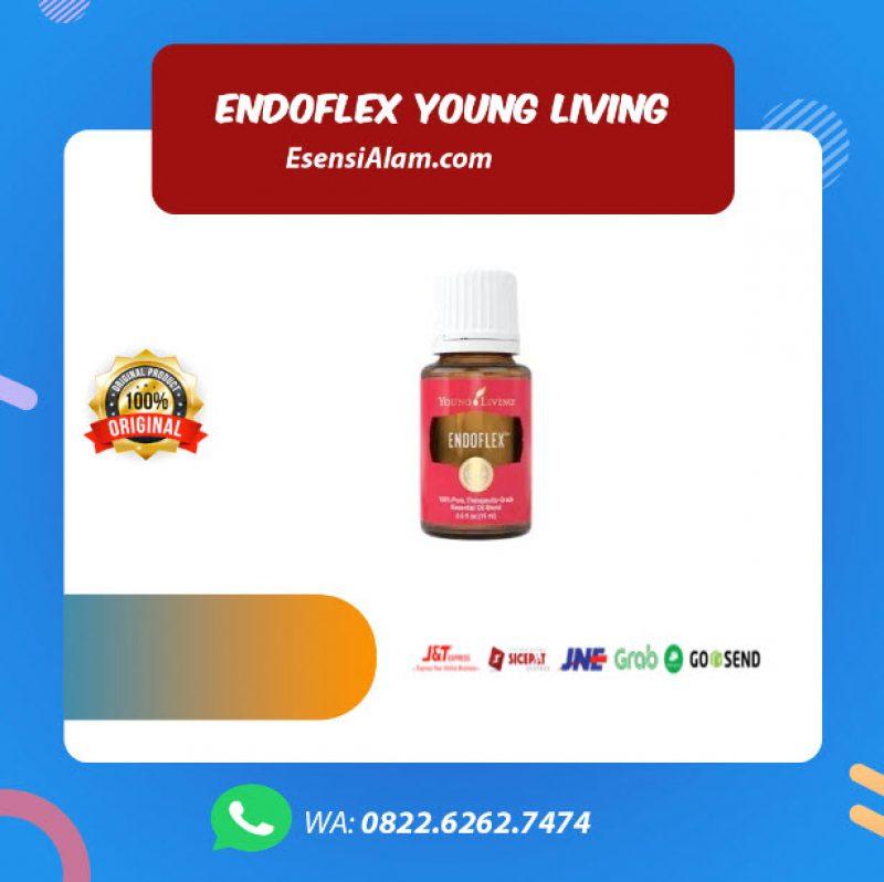 Endoflex Young Living Oil, Manfaat dan Kegunaan