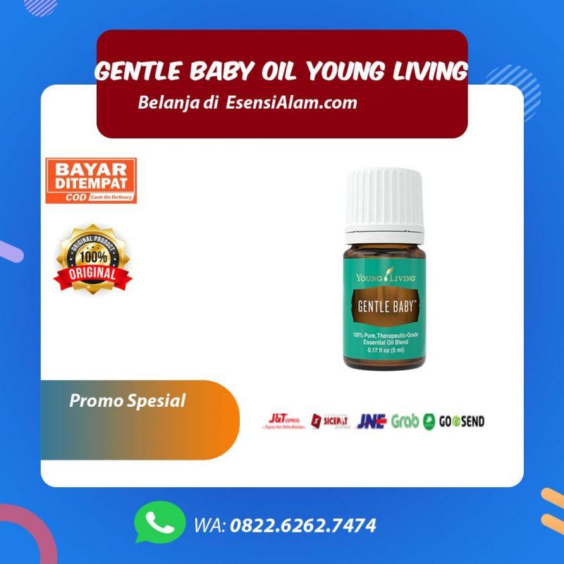 Gentle Baby Young Living Baik Bagi Ibu Dan Bayi √