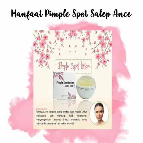 pimple spot salep ance ms glow