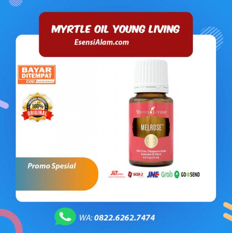 Melrose Young Living Oil, Manfaat dan Kegunaan