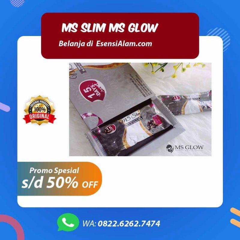 Tips Jitu Badan Langsing Dengan Ms Slim Ms Glow
