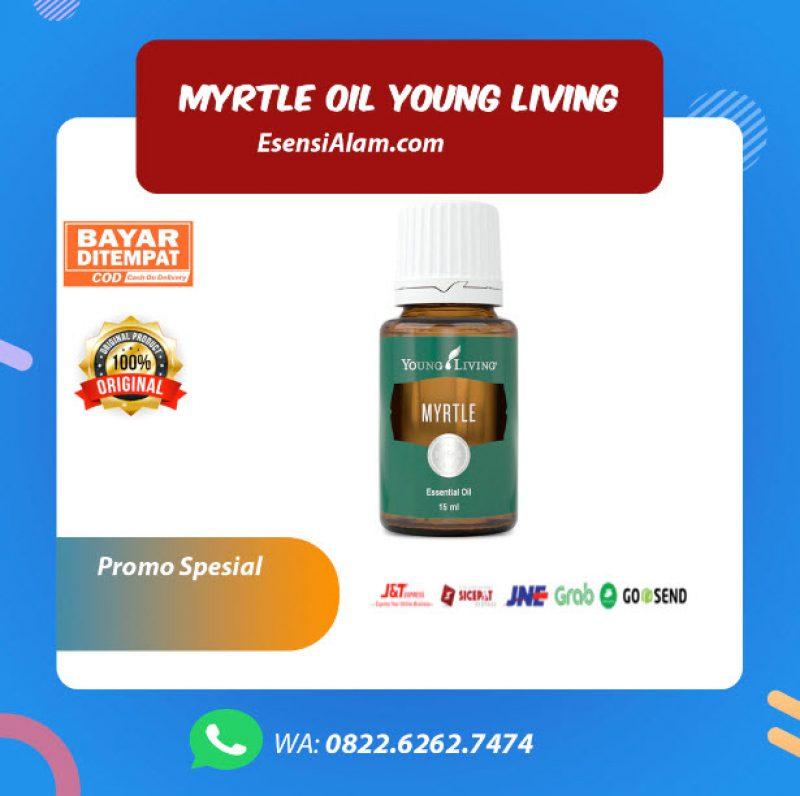 Myrtle Oil Young Living, Manfaat dan Kegunaan