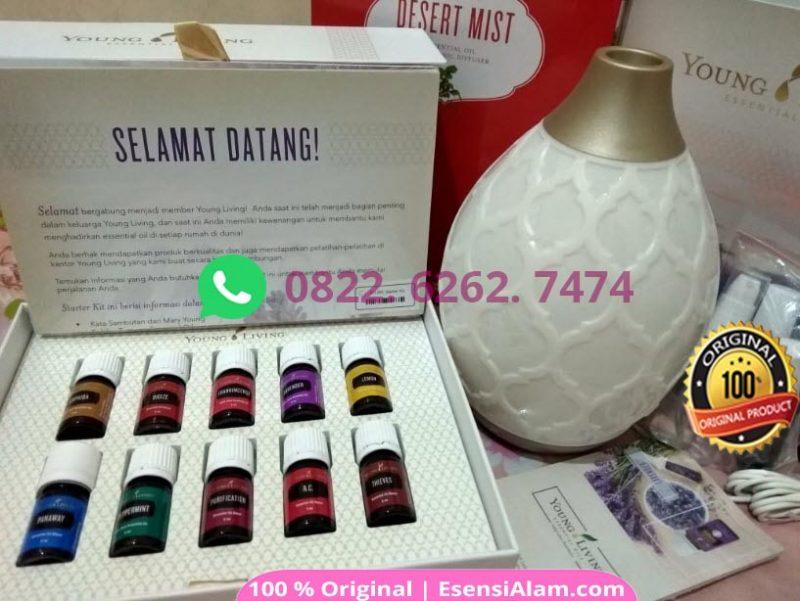 Jual Paket Premium Starter Kit Young Living Oil √