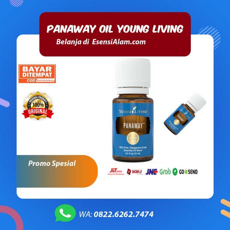 Panaway Young Living Essential Oil, Manfaat dan Kegunaan