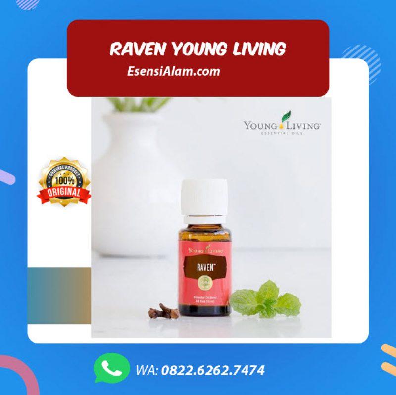 Raven Young Living Oil Indonesia, Manfaat dan Kegunaan