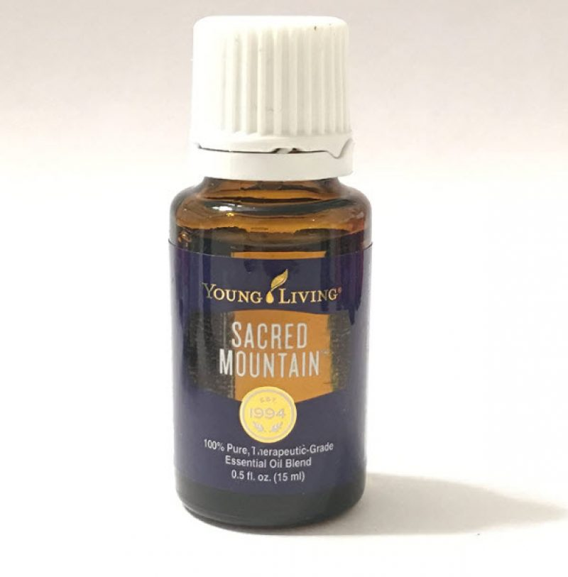 Jual Sacred Mountain Young Living Oil, Manfaat, Kandungan √