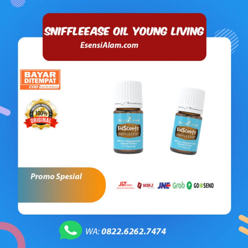 SniffleEase Young Living, Manfaat dan Kegunaan