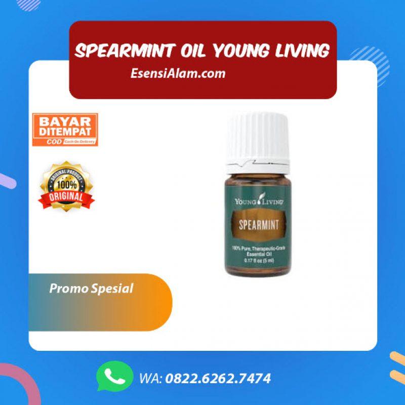 Spearmint Young Living Oil, Manfaat dan Kegunaan