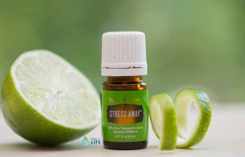 Stress Away Young Living Essential Oil, Manfaat √ Harga √