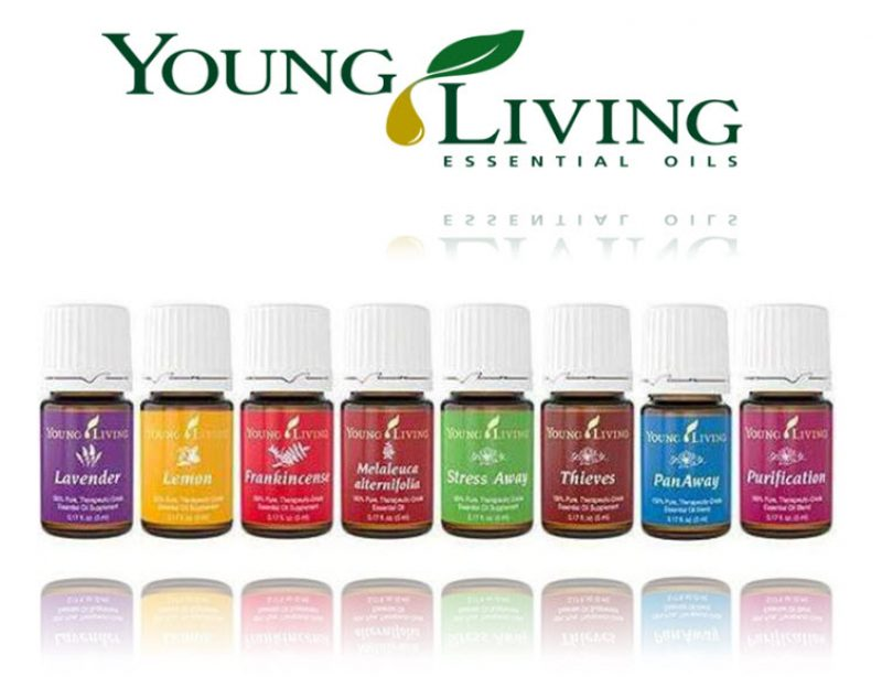 Independent Distributor Young Living Essential Oil Surabaya √